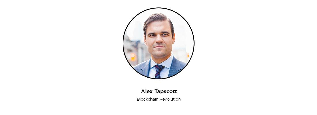 Alex Tapscott