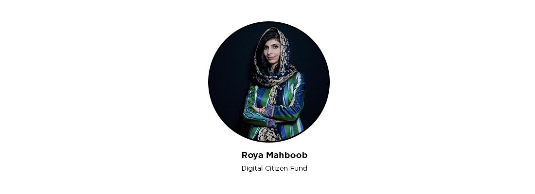 Roya Mahboob