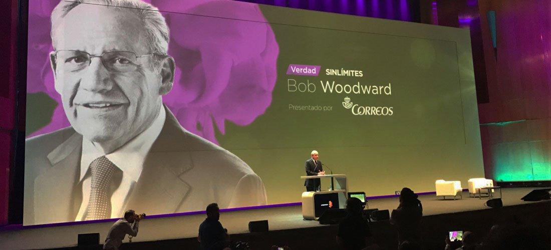 Bob Woodward en el MABS 2017