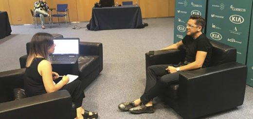 Entrevista a Miguel Deparamo en el MABS2017