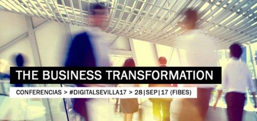 Transformacion digital en Sevilla el próximo 28 de septiembre.